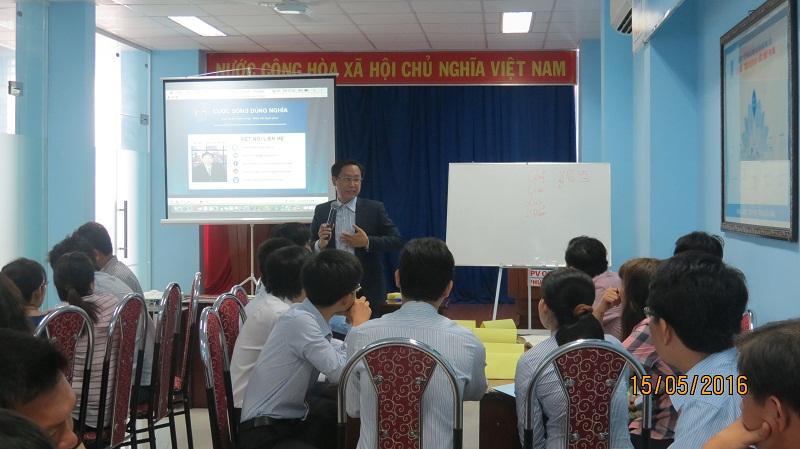 IMG 8034 Đào Tạo Kỹ Năng Giao Tiếp Cho Công ty PVI OIL Phú Yên