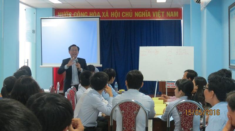IMG 8037 Đào Tạo Kỹ Năng Giao Tiếp Cho Công ty PVI OIL Phú Yên
