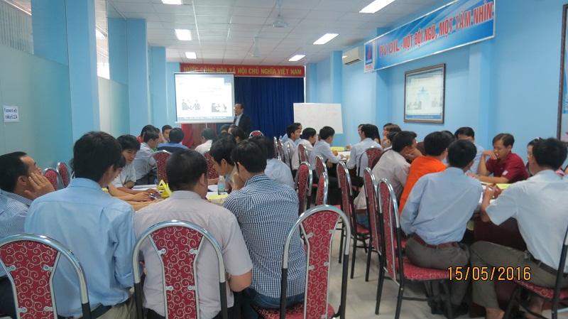 IMG 8040 Đào Tạo Kỹ Năng Giao Tiếp Cho Công ty PVI OIL Phú Yên