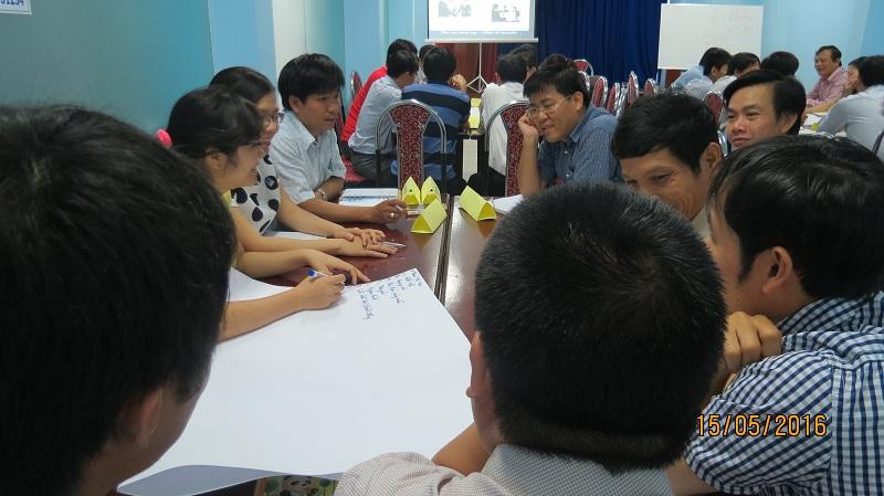 IMG 8041 Đào Tạo Kỹ Năng Giao Tiếp Cho Công ty PVI OIL Phú Yên