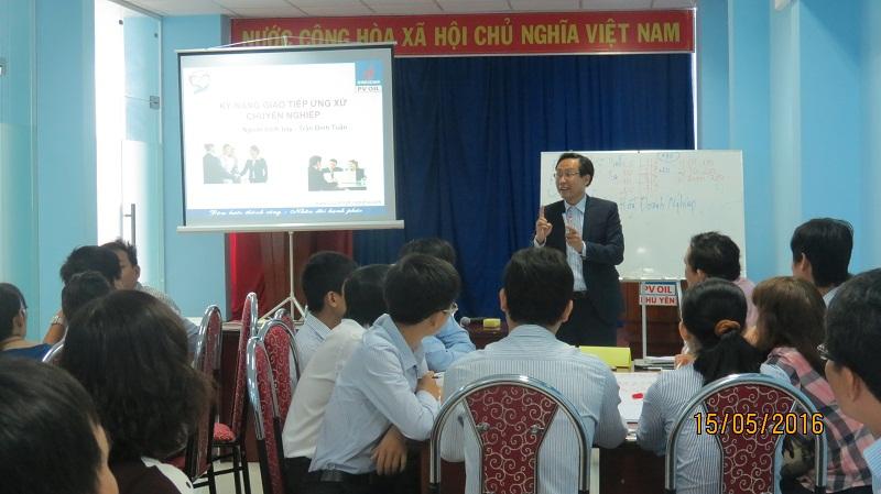 IMG 8063 Đào Tạo Kỹ Năng Giao Tiếp Cho Công ty PVI OIL Phú Yên
