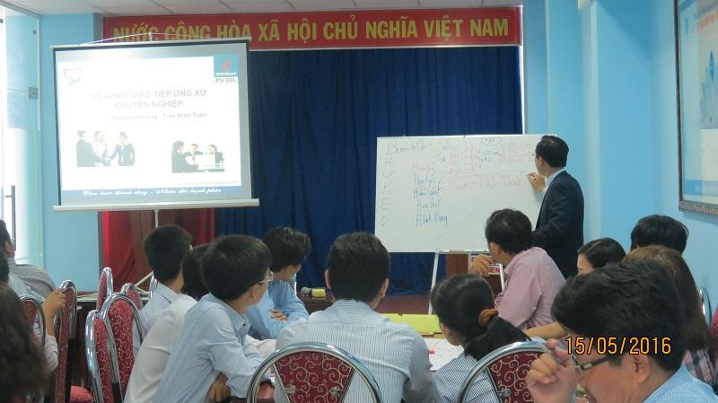 IMG 8066 Đào Tạo Kỹ Năng Giao Tiếp Cho Công ty PVI OIL Phú Yên