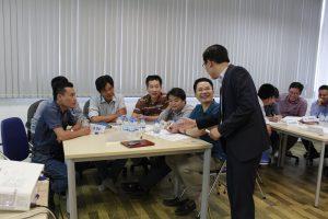 MG 0119 300x200 Đào Tạo Cho VINCOM