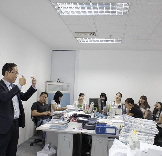 Đào Tạo Bán Hàng Cho Công Ty Vận Tải Quốc Tế ITI