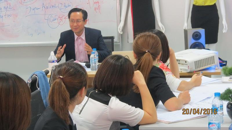 dao tao cho tng 6 Đào Tạo Kỹ Năng Bán Hàng Cho Tập Đoàn TNG