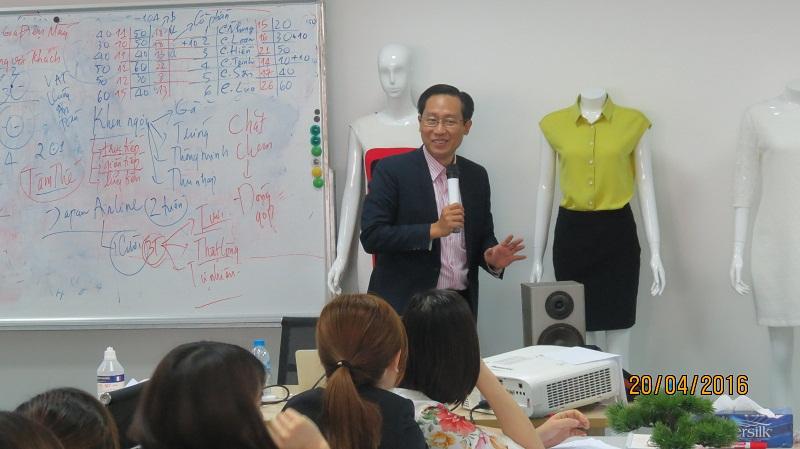 dao tao cho tng 7 Đào Tạo Kỹ Năng Bán Hàng Cho Tập Đoàn TNG