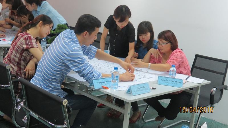 dao tao cho tng Đào Tạo Kỹ Năng Bán Hàng Cho Tập Đoàn TNG