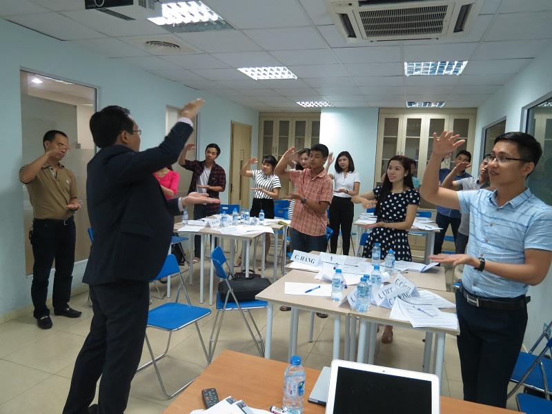 """Khóa học """"Giao tiếp và Thuyết trình"""" tại Hà Nội ngày 30-05-2016"""