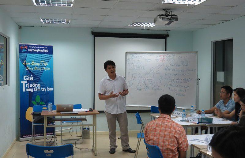 khoa hoc giao tiep ung xu va thuyet trinh ha noi 30 05 15 8 800x516 Khóa học Giao tiếp và Thuyết trình tại Hà Nội ngày 30 05 2016