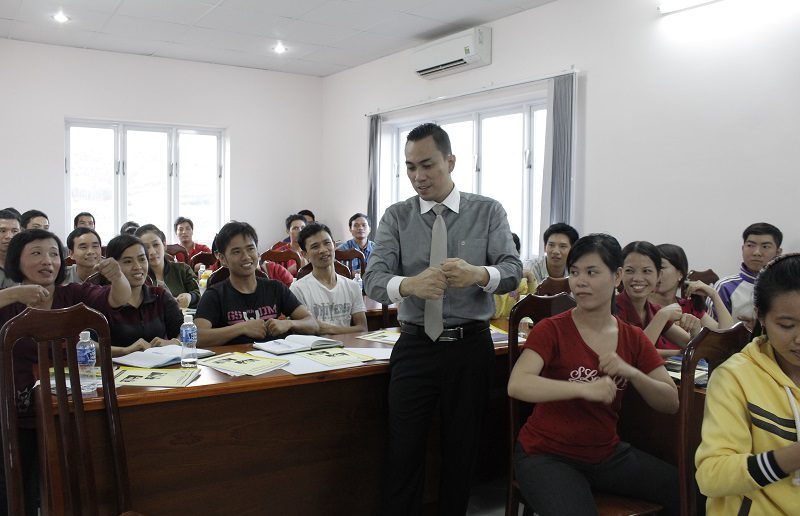 MG 0343 800x516 Đào tạo kỹ năng cho Tân Lộc Phát