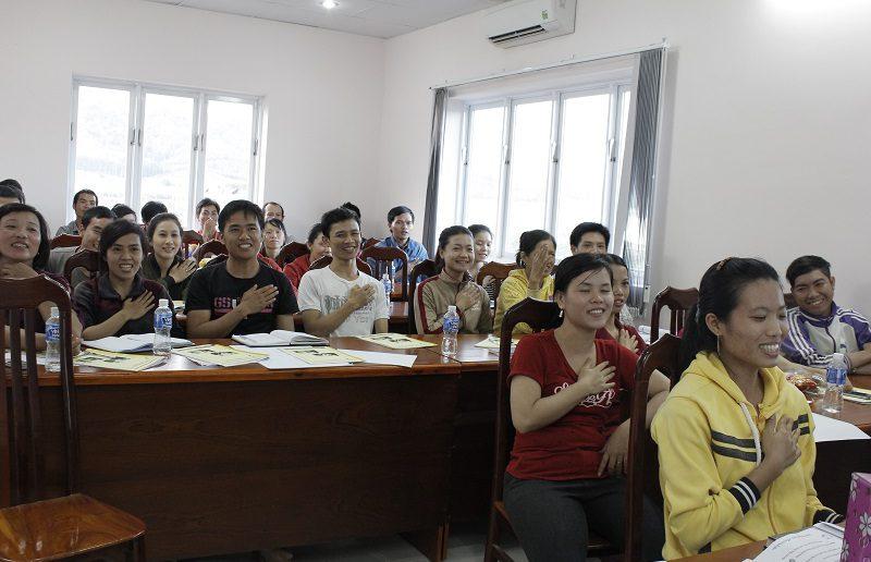 MG 0345 800x516 Đào tạo kỹ năng cho Tân Lộc Phát