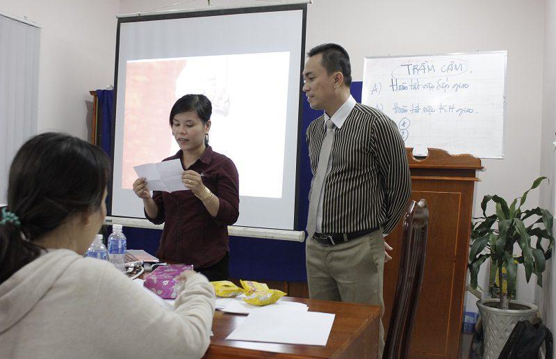 MG 0373 800x516 Đào tạo kỹ năng cho Tân Lộc Phát