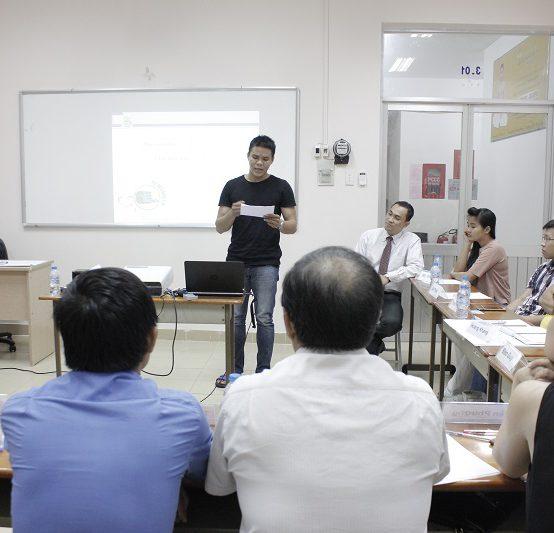 """Đào tạo """"Kỹ năng giao tiếp và thuyết trình"""" Public tại TP.HCM khóa 06/06/2016"""
