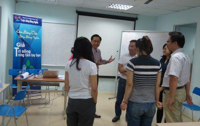 Đào Tạo Kỹ Năng Giao Tiếp, Bán Hàng và Chăm Sóc Khách Hàng cho CNG Hà Nội