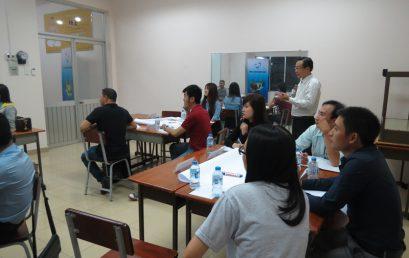 """Đào tạo Public HCM """"Kỹ năng bán hàng và chăm sóc khách hàng chuyên nghiệp"""" Khóa 16-06-2016"""
