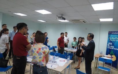 """Đào Tạo """"Bán hàng và Chăm sóc khách hàng"""" Lớp Public Hà Nội 20-06-2016"""