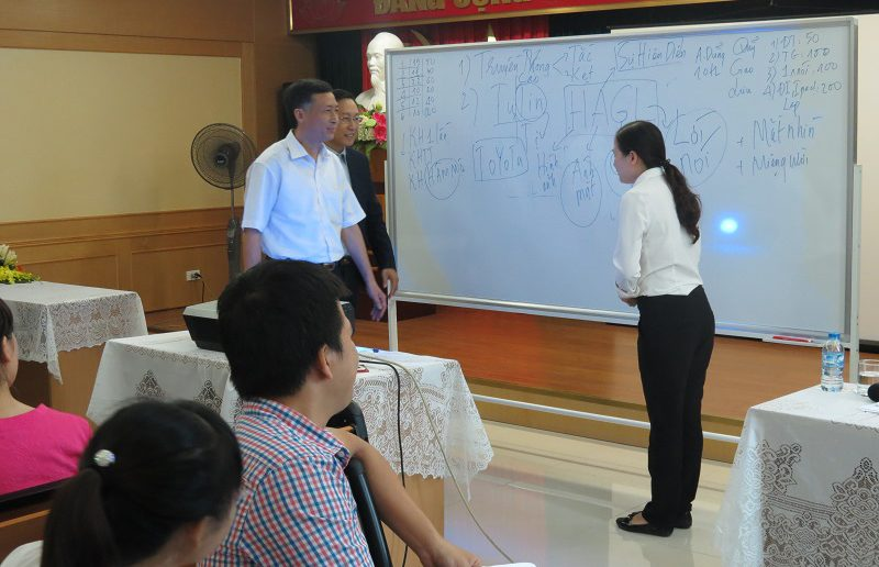 dao tao van hoa doanh nghiep ngan hang agribank 9 800x516 Đào tạo Inhouse chương trình Văn Hóa Doanh Nghiệp Ngân Hàng Agribank Hà Nội
