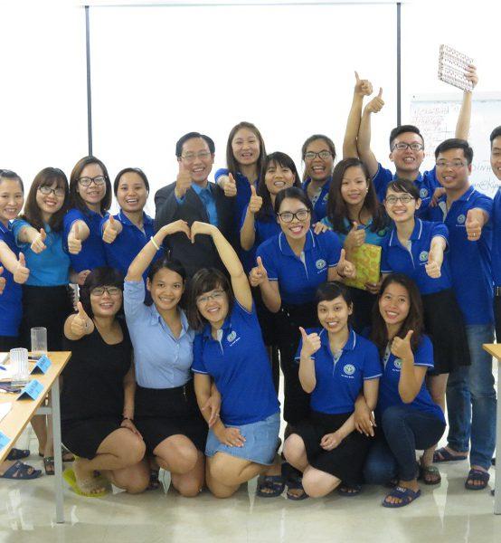 Đào tạo Inhouse Công ty Nuticare:  kỹ năng chăm sóc khách hàng hiệu quả