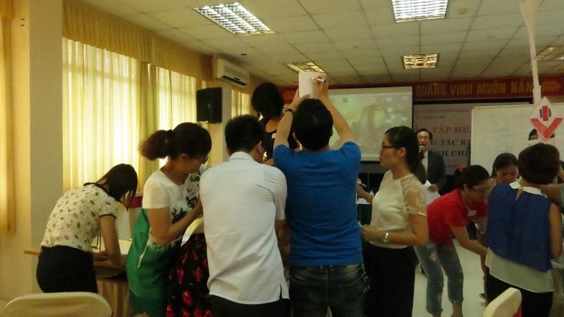 dao tao ngan hang bidv 10 Đào Tạo Inhouse: Kỹ Năng Tạo Động Lực Và Truyền Lửa Ngân Hàng BIDV