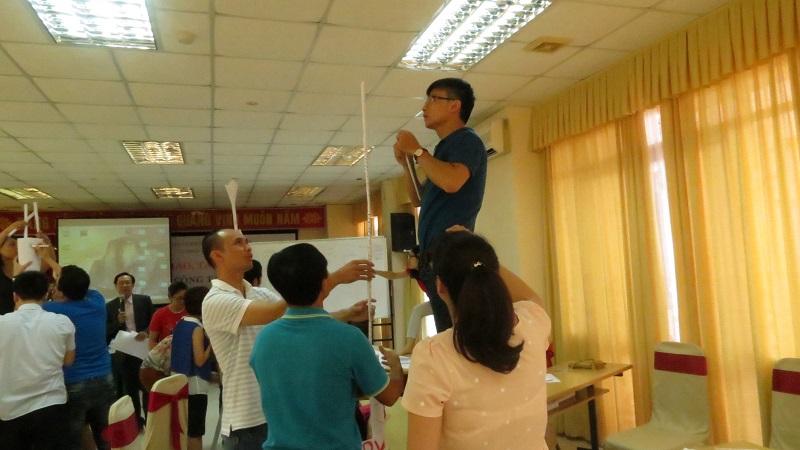 dao tao ngan hang bidv 11 Đào Tạo Inhouse: Kỹ Năng Tạo Động Lực Và Truyền Lửa Ngân Hàng BIDV