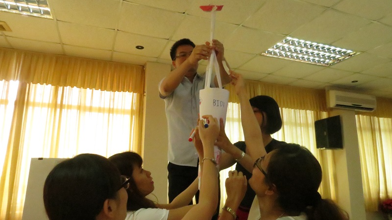 dao tao ngan hang bidv 13 Đào Tạo Inhouse: Kỹ Năng Tạo Động Lực Và Truyền Lửa Ngân Hàng BIDV