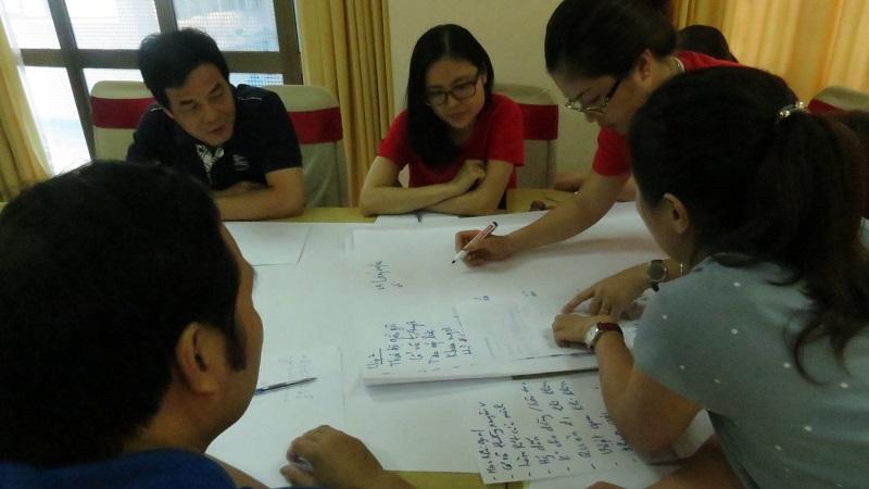 dao tao ngan hang bidv 15 Đào Tạo Inhouse: Kỹ Năng Tạo Động Lực Và Truyền Lửa Ngân Hàng BIDV