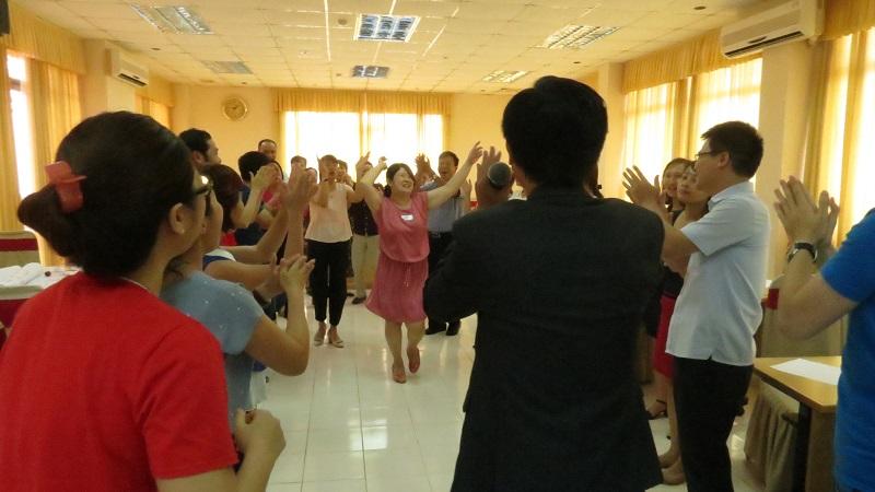 dao tao ngan hang bidv 16 Đào Tạo Inhouse: Kỹ Năng Tạo Động Lực Và Truyền Lửa Ngân Hàng BIDV