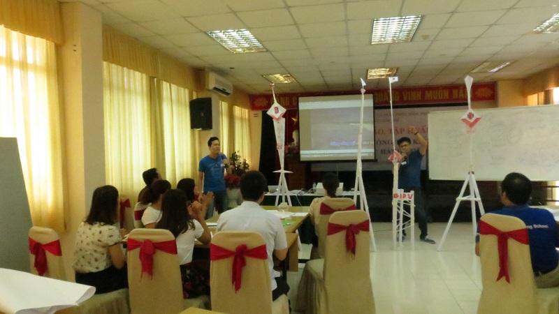 dao tao ngan hang bidv 17 Đào Tạo Inhouse: Kỹ Năng Tạo Động Lực Và Truyền Lửa Ngân Hàng BIDV