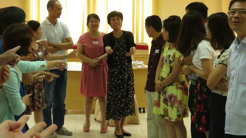 dao tao ngan hang bidv 18 Đào Tạo Inhouse: Kỹ Năng Tạo Động Lực Và Truyền Lửa Ngân Hàng BIDV