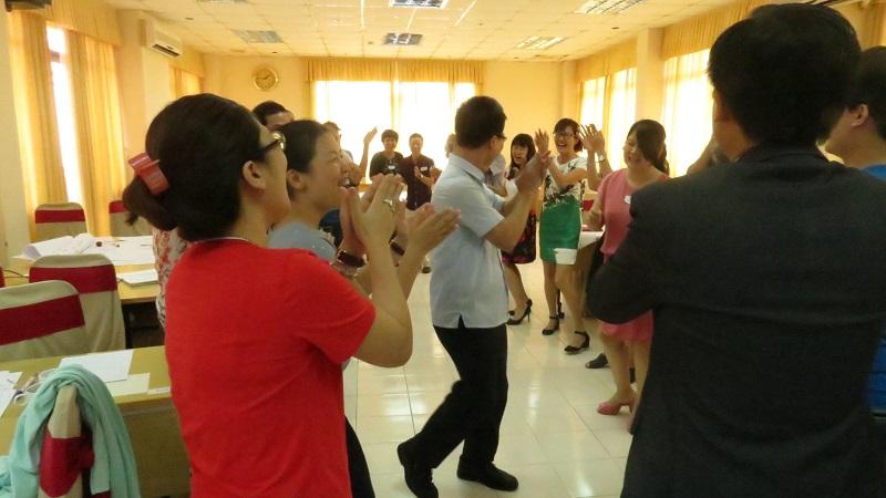 dao tao ngan hang bidv 19 Đào Tạo Inhouse: Kỹ Năng Tạo Động Lực Và Truyền Lửa Ngân Hàng BIDV
