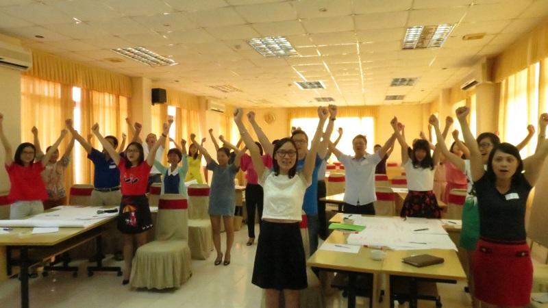 dao tao ngan hang bidv 3 Đào Tạo Inhouse: Kỹ Năng Tạo Động Lực Và Truyền Lửa Ngân Hàng BIDV