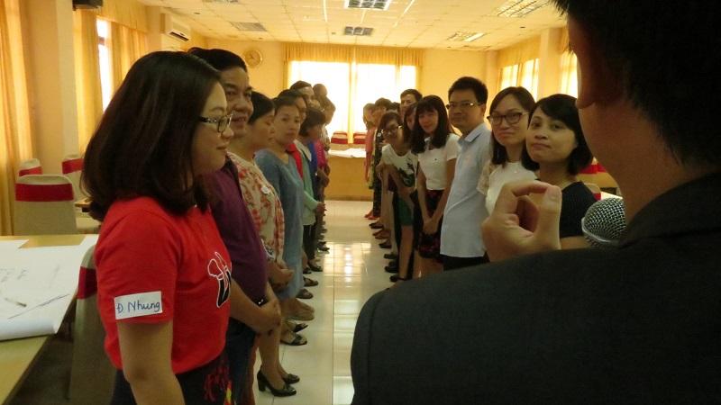 dao tao ngan hang bidv 4 Đào Tạo Inhouse: Kỹ Năng Tạo Động Lực Và Truyền Lửa Ngân Hàng BIDV