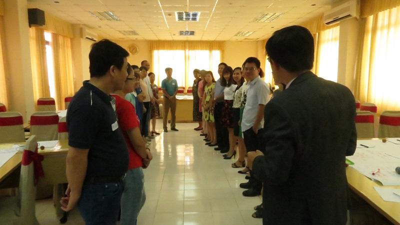 dao tao ngan hang bidv 5 Đào Tạo Inhouse: Kỹ Năng Tạo Động Lực Và Truyền Lửa Ngân Hàng BIDV
