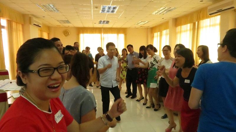 dao tao ngan hang bidv 6 Đào Tạo Inhouse: Kỹ Năng Tạo Động Lực Và Truyền Lửa Ngân Hàng BIDV