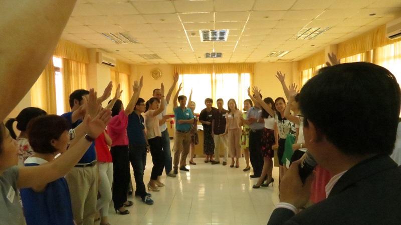dao tao ngan hang bidv 8 Đào Tạo Inhouse: Kỹ Năng Tạo Động Lực Và Truyền Lửa Ngân Hàng BIDV