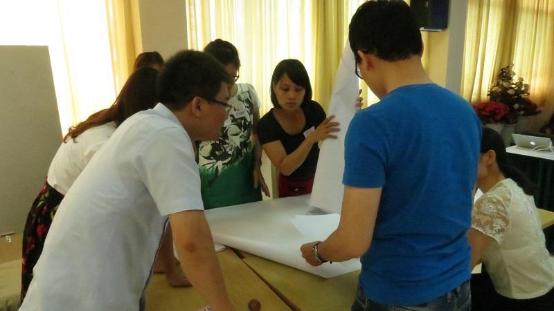 dao tao ngan hang bidv 9 Đào Tạo Inhouse: Kỹ Năng Tạo Động Lực Và Truyền Lửa Ngân Hàng BIDV
