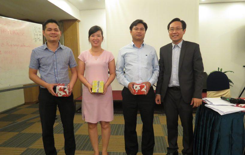 hinh anh bidv hcm 2 818x516 Đào tạo cho BIDV Hồ Chí Minh: Kỹ năng truyền lửa và tạo động lực cho nhân viên