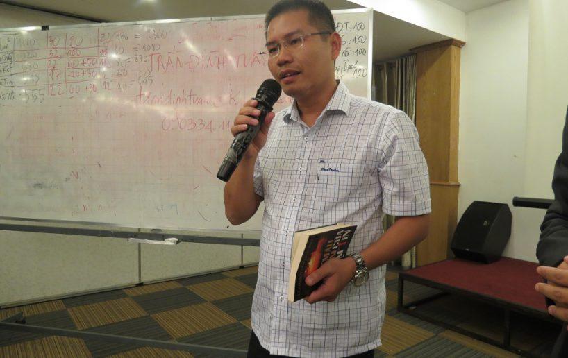 hinh anh bidv hcm 4 818x516 Đào tạo cho BIDV Hồ Chí Minh: Kỹ năng truyền lửa và tạo động lực cho nhân viên