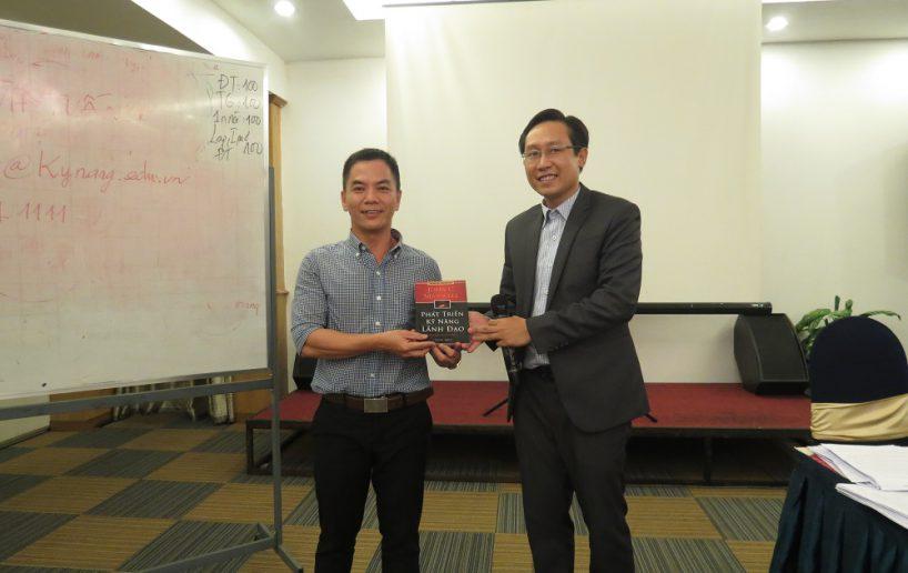 hinh anh bidv hcm 5 818x516 Đào tạo cho BIDV Hồ Chí Minh: Kỹ năng truyền lửa và tạo động lực cho nhân viên
