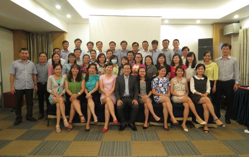 hinh anh bidv hcm 6 818x516 Đào tạo cho BIDV Hồ Chí Minh: Kỹ năng truyền lửa và tạo động lực cho nhân viên