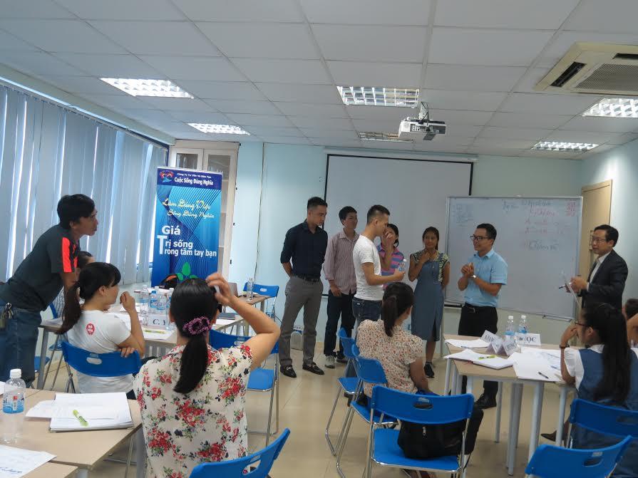 Đào tạo Public Hà Nội Ngày 16/07/2016: Kỹ năng bán hàng và chăm sóc khách hàng