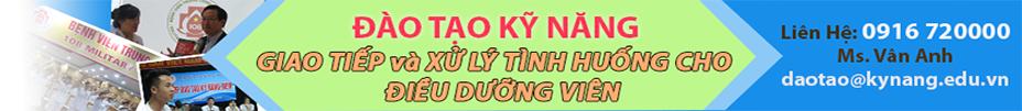 banner top Đào tạo Kỹ năng Giao tiếp và Xử lý tình huống cho Điều Dưỡng Viên Bệnh Viện 108 Lần 10