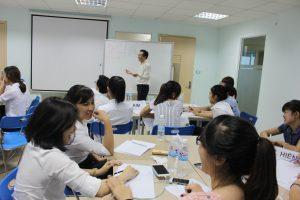 dao tao TNG15 300x200 Chương trình đào tạo Kỹ Năng Giao Tiếp Bán Hàng cho Tập đoàn TNG