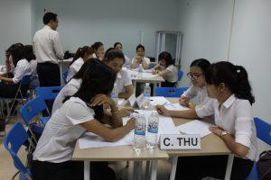 dao tao TNG19 300x200 Chương trình đào tạo Kỹ Năng Giao Tiếp Bán Hàng cho Tập đoàn TNG