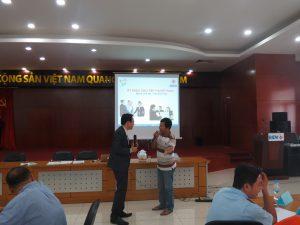 ky nang giao tiep thuyet phuc BIDV BINH 6 300x225 Chương trình đào tạo Kỹ Năng giao tiếp thuyết phục cho BIDV Bình Dương