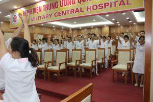 ky nang giao tiep xu ly tinh huong lan 83 300x200 Chương trình đào tạo Kỹ Năng Giao Tiếp Và Xử Lý Tình Huống lần thứ 8 cho Bệnh Viên Trung Ương Quân Đội 108