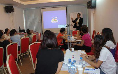 Đào Tạo CTy CP Muối Spa: Kỹ năng chăm sóc khách hàng hiệu quả