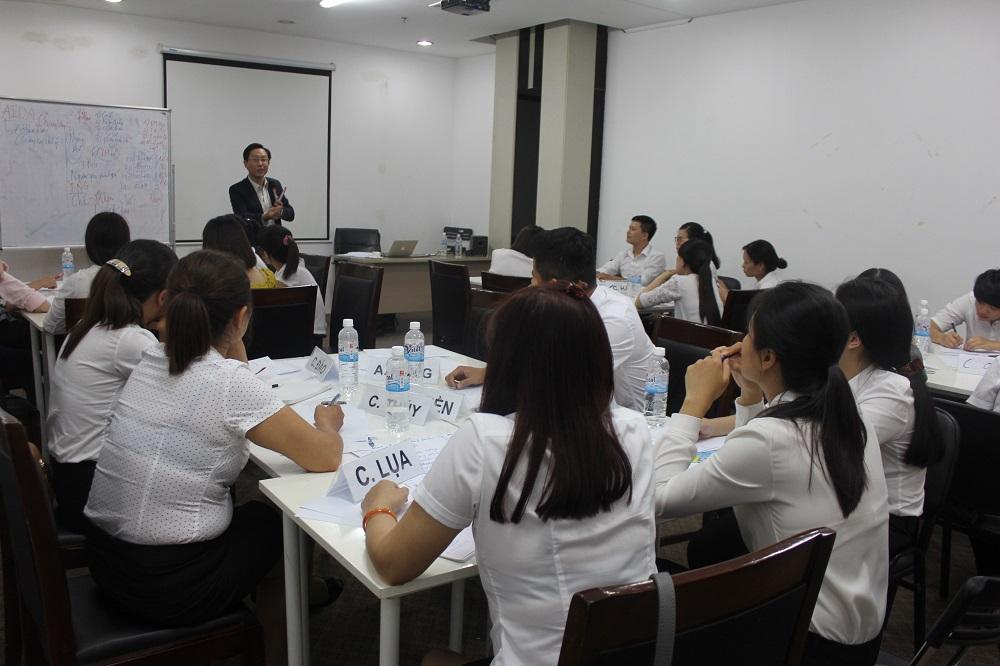 Đào Tạo Tập Đoàn TNG lần 7 : Kỹ năng giao tiếp và bán hàng