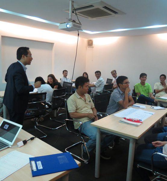 Đào tạo kỹ năng giao tiếp cho Công ty AAH