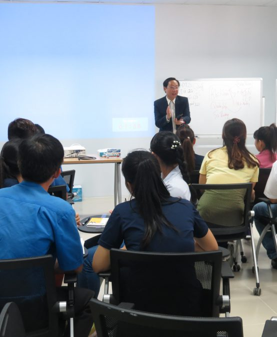 Chương trình Đào Tạo Kỹ Năng Quản Lý Hiệu Quả cho Tập Đoàn ECCO Việt Nam